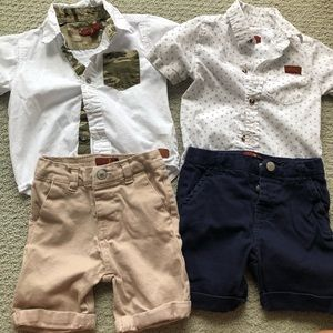 7 for all mankind baby outfits